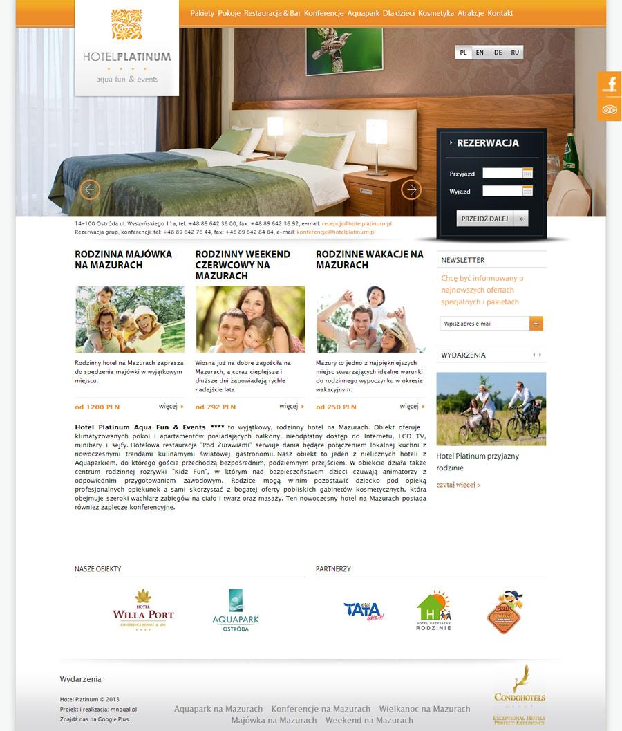 www.hotelplatinum.pl