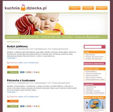 www.kuchniadziecka.pl