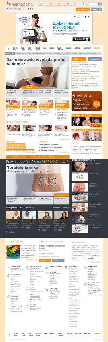 www.mamazone.pl