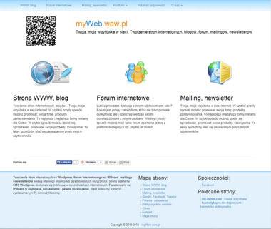www.myweb.waw.pl - wersja 2